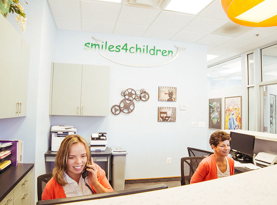 smiles4children - book appointment