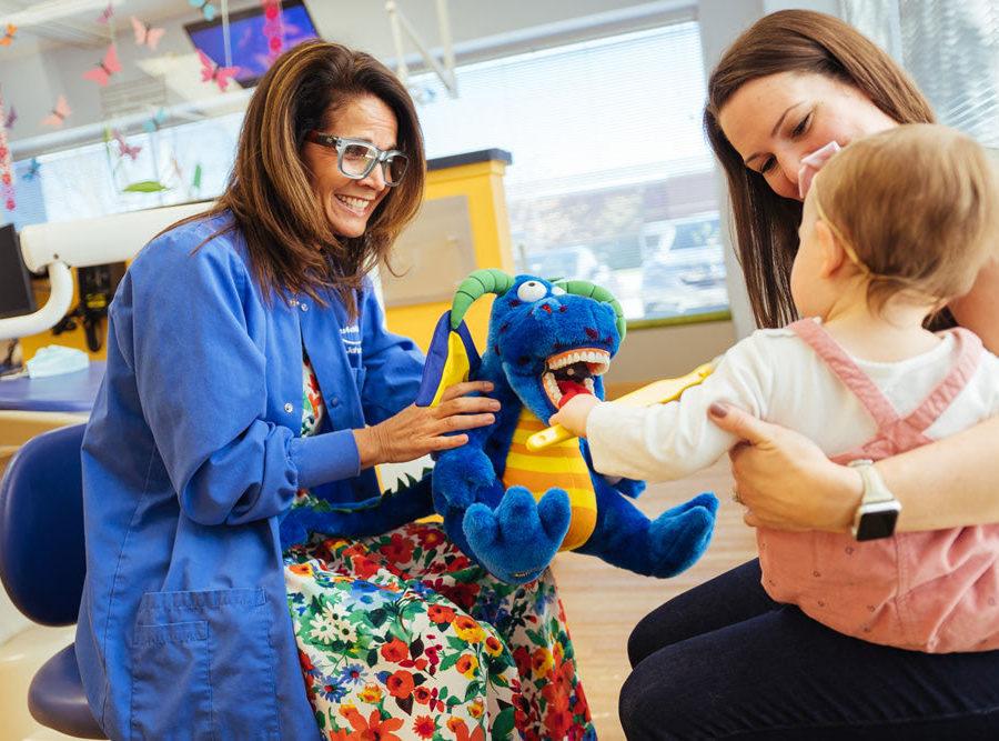 First Visit - Children's Dentist
